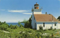 Mississagi Lighthouse, Published by Canadian Photoscene Products Inc., Sudbury, Ontario